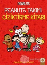 Peanuts Takımı Çiziktirme Kitabı