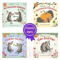 Pedagog Onaylı Hikayeler Set 3 – 4 Kitap