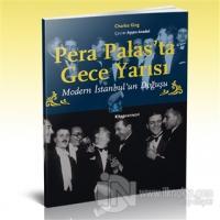 Pera Palas'ta Gece Yarısı (Ciltli)