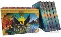 Percy Jackson 10. Yıl Özel Seti (5 Kitap Takım Özel Sandığında) Rick R