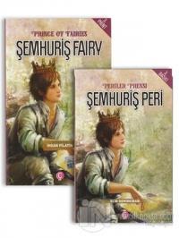 Periler Prensi Şemhuriş Peri - Prince Of Fairies Şemhuriş Fairy Türkçe-İngilizce (Tek Kitap)