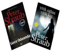 Peter Staub İki Kitap Bir Arada Yitik Oğlan Yitik Kız / Gece Odasında