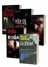 Peter Straub 5 Kitap Takım