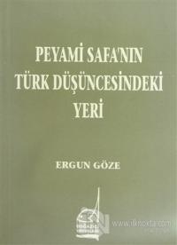 Peyami Safa'nın Türk Düşüncesindeki Yeri
