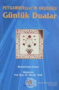 Peygamber(as)'in Okuduğu Günlük Dualar %10 indirimli Muhammed El-Kari
