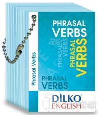 Pharsal Verbs Kelime Kartı