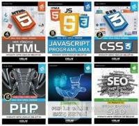 PHP ile WEB Programlama Seti 2 (6 Kitap Takım)