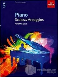 Piano Scales and Arpeggios