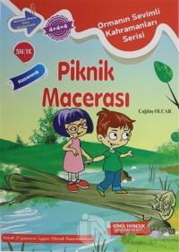 Piknik Macerası - Ormanın Sevimli Kahramanları Serisi