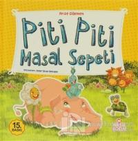 Piti Piti Masal Sepeti (Ciltli) %15 indirimli Arife Gökmen
