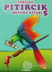Pıtırcık Boyama Kitabı 5