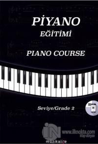 Piyano Eğitimi Seviye 2 - Piano Course Grade 2 %20 indirimli Elvan Gez