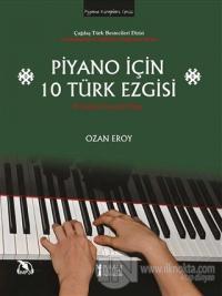 Piyano İçin 10 Türk Ezgisi