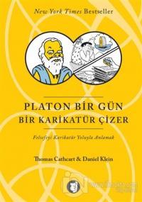 Platon Bir Gün Karikatür Çizer