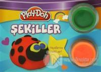 Play-Doh Şekiller (Ciltli)