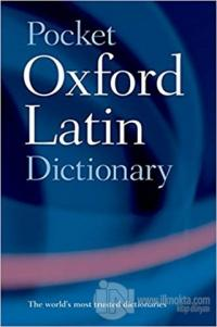 Pocket Oxford Latin Dictrionary