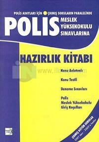 Polis Meslek Yüksekokulu Sınavlarına Hazırlık Kitabı
