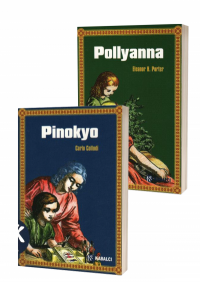 Pollyanna ve Pinokyo 2 Kitap Takım Eleanor H. Porter