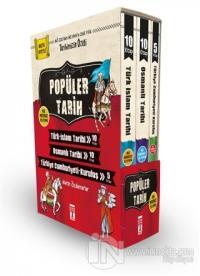 Popüler Tarih (25 Kitap Takım)