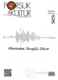 Porsuk Kültür ve Sanat Dergisi Sayı: 28 Ağustos 2020
