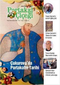 Portakal Çiçeği 3 Aylık Şehir Kültürü Dergisi / Sayı :5