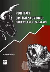 Portföy Optimizasyonu Saffet Akdağ