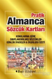 Pratik Almanca Sözcük Kartları