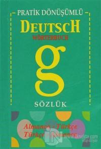 Pratik Dönüşümlü Almanca Sözlük %20 indirimli Sayibe Bekçi