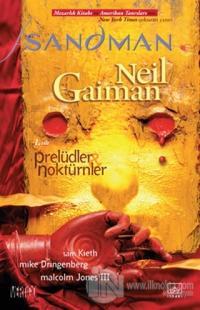 Prelüdler - Noktürnler %35 indirimli Neil Gaiman