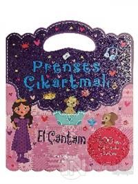 Prenses Çıkartmalı - El Çantam