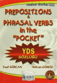 Prepositions Phrasal Verbs - YDS Sözlüğü