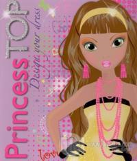 Princess Top Desing Your Dress - Mor