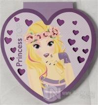 Princess Top Hearth Notepad T9008-01