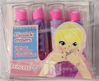 Princess Top Lipstick Erasers T9005-01