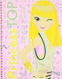 Princess Top My Book Of Secrets (Pembe)