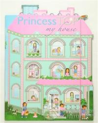 Princess Top My House (Pembe)