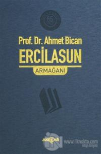 Prof.Dr. Ahmet Bican Ercilasun Armağanı (Ciltli)