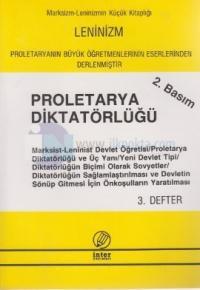 Proletarya Diktatörlüğü (3. Defter) İsmail Yarkın
