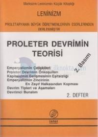 Proleter Devrimin Teorisi (2. Defter) İsmail Yarkın