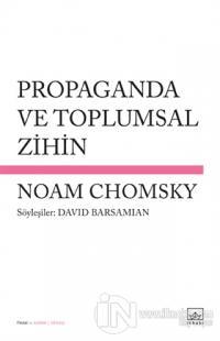 Propaganda ve Toplumsal Zihin %40 indirimli Noam Chomsky
