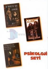 Psikoloji Seti Freud ve Annesi / Freud ve Babası / Psikozum, Bisikletim ve Ben 3 Kitap Takım