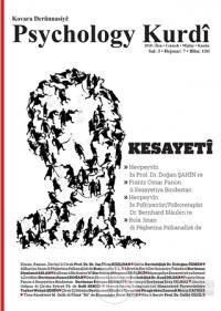 Psychology Kurdi İlon - Cotmeh - Mijdar - Kanun Hejmar: 7 2018