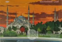 Puzzle - Sultanahmet Camii