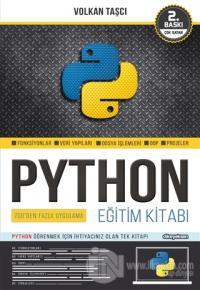 Python Eğitim Kitabı Volkan Taşçı