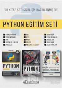 Python Eğitim Seti (3 Kitap Takım)