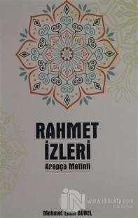 Rahmet İzleri Arapça Metinli (Ciltli)