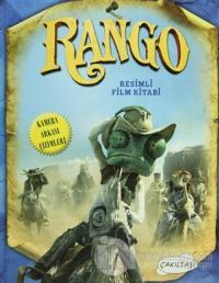 Rango - Resimli Film Kitabı (Ciltli)