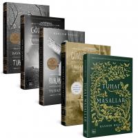Bayan Peregrine'in Tuhaf Çocukları 5 Kitap Takım