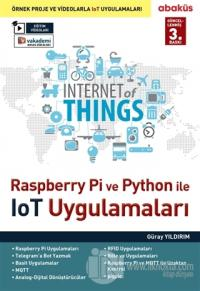 Raspberry Pİ ve Python İle İOT Uygulamaları