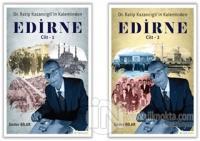 Ratip Kazancıgil'in Kaleminden Edirne (2 Kitap Takım) (Ciltli)